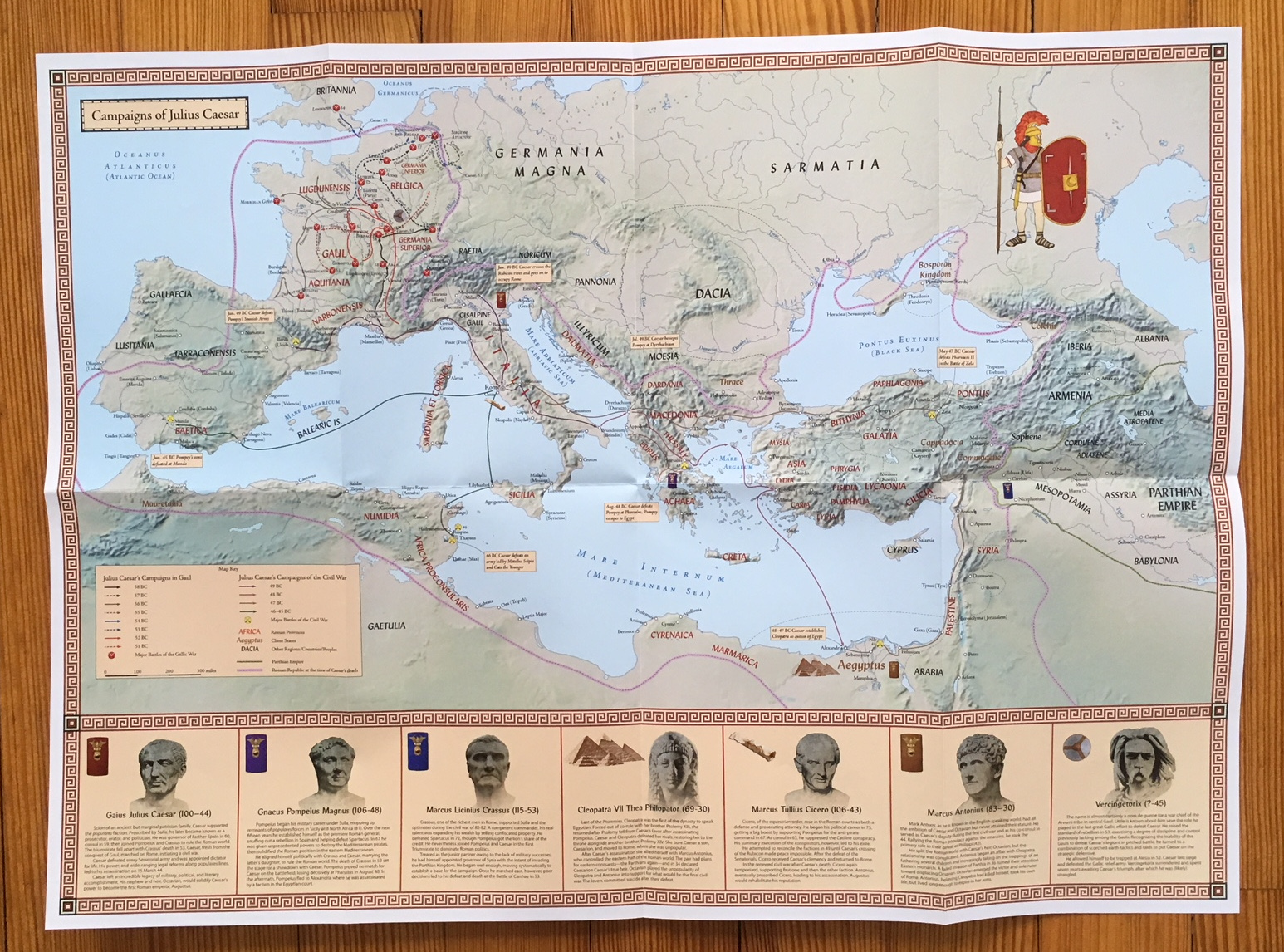 Strategy & Tactics - Quarterly - 1 - Caesar - Veni Vidi Vici