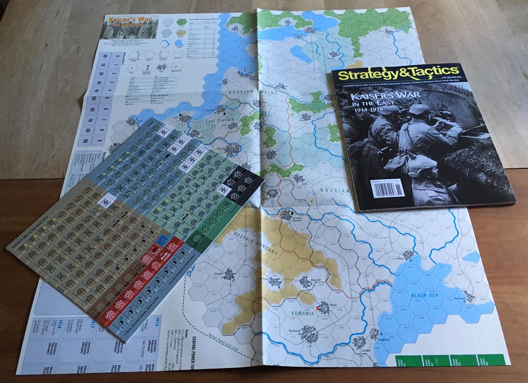 Strategy & Tactics - Game - 301 - Kaiser