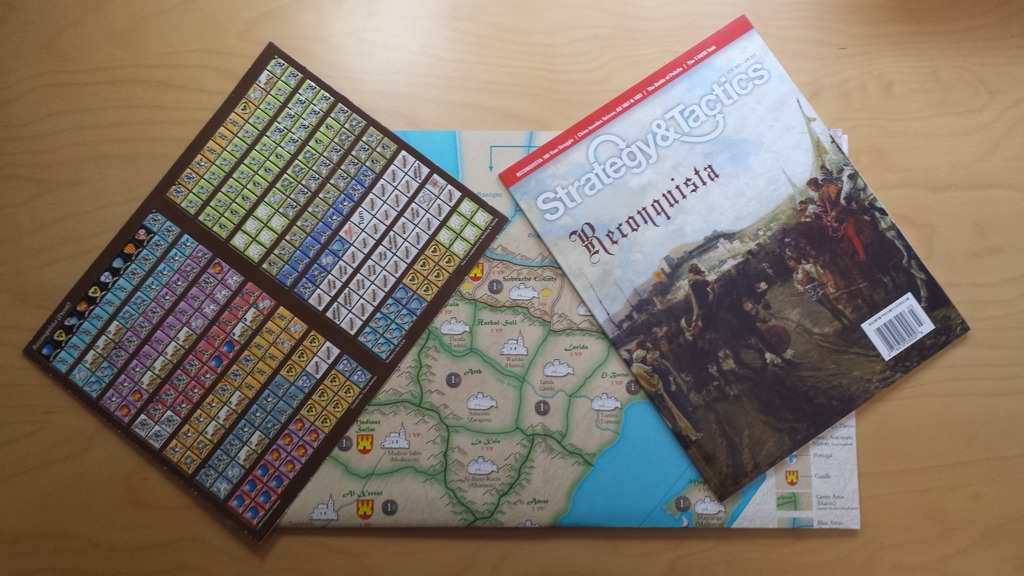 Strategy & Tactics - 279 - Reconquista - The Expulsion of the Moors