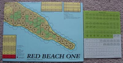 Strategy & Tactics - Game - 142 - Tarawa - Red Beach One