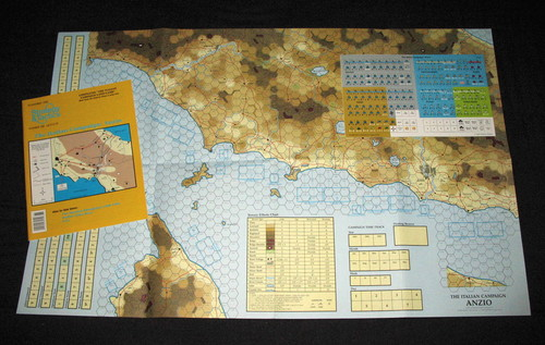 Strategy & Tactics - 155 - Anzio - The Italian Campaign
