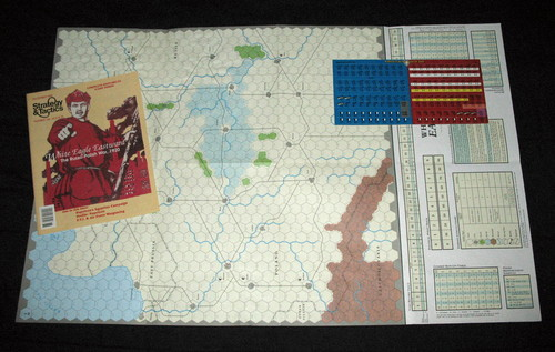 Strategy & Tactics - Game - 156 - White Eagle Eastward - The Russo-Polish War, 1920