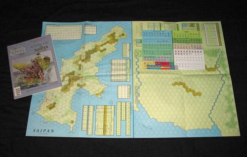 Strategy & Tactics - 162 - Clontarf and Saipan - Two Invasion Games