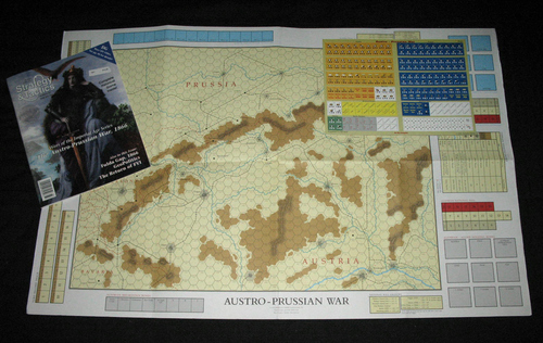 Strategy & Tactics - 167 - The Austro-Prussian War, 1866 - Wars of the Imperial Age