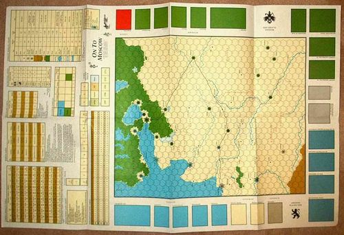 Strategy & Tactics - Game - 171 - On to Moscow! - Sweden vs Russia in the Great Norther War, 1700-1721