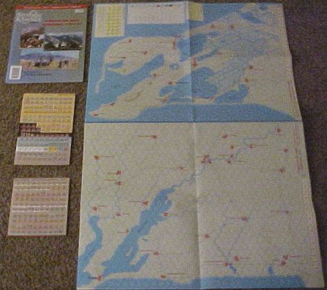 Strategy & Tactics - Game - 206 - The Forgotten Axis - Romania, 1941-42