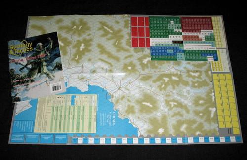 Strategy & Tactics - 257 - Chosin - Korea, 1950