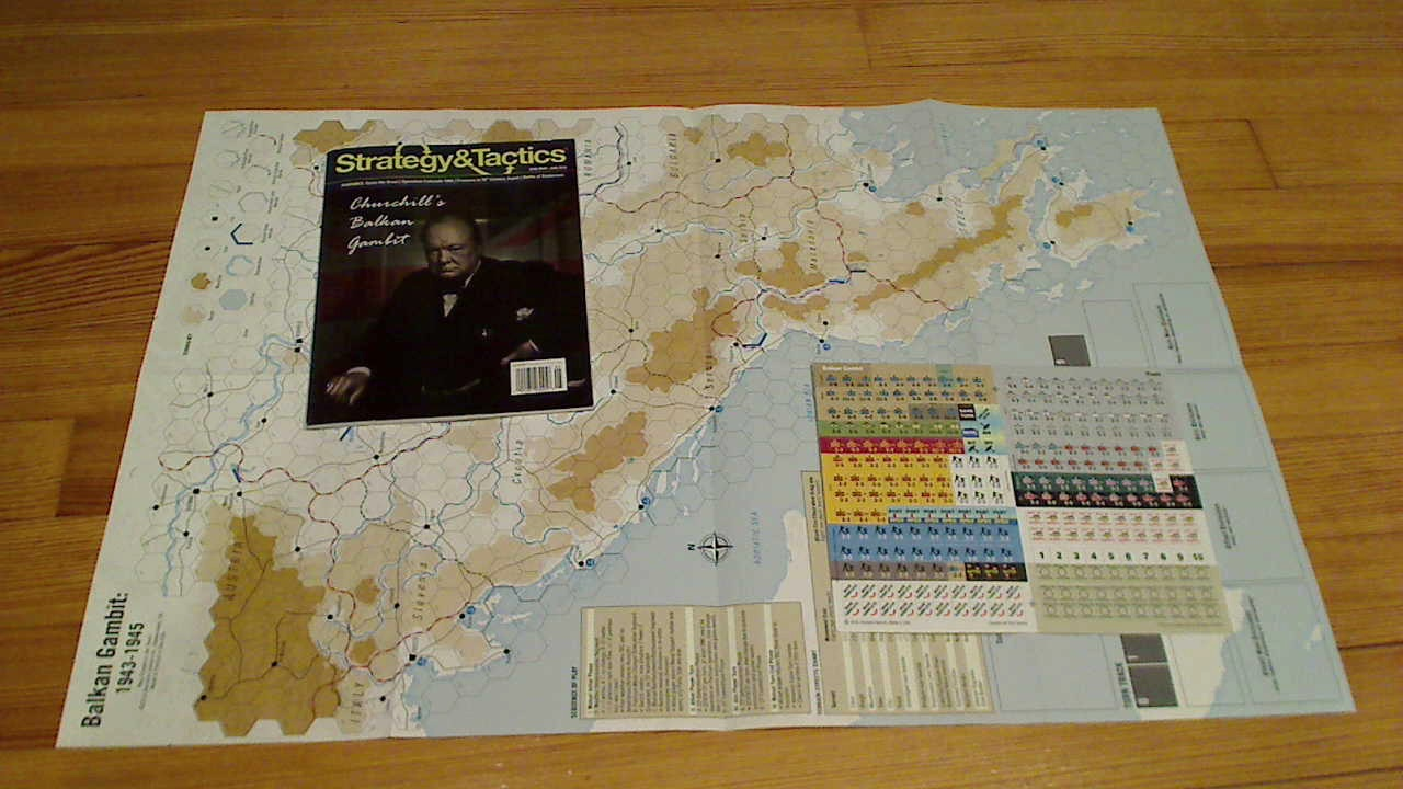 Strategy & Tactics - Game - 298 - Churchill
