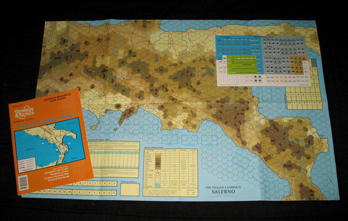 Strategy & Tactics - Game - 150 - Salerno - The Italian Campaign