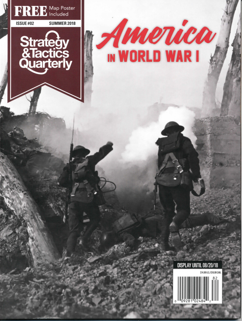 Strategy & Tactics - Quarterly - 2 - America - In World War I