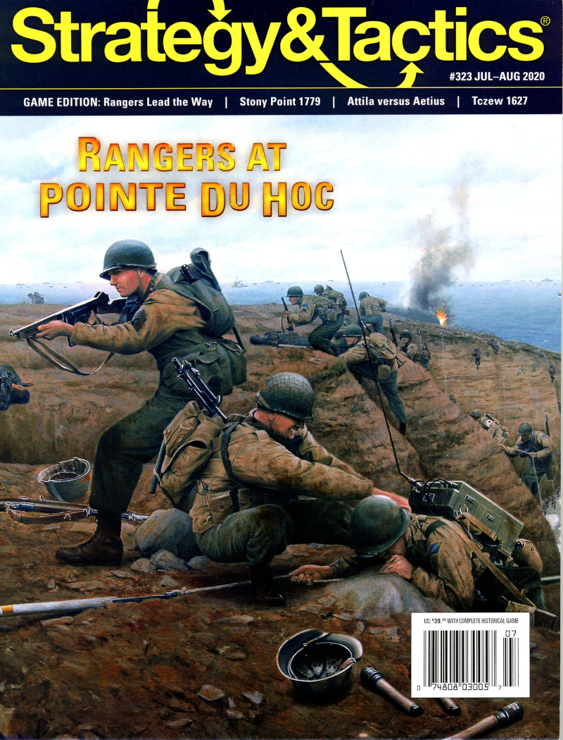 Strategy & Tactics - Game - 323 - Rangers at Pointe du Hoc