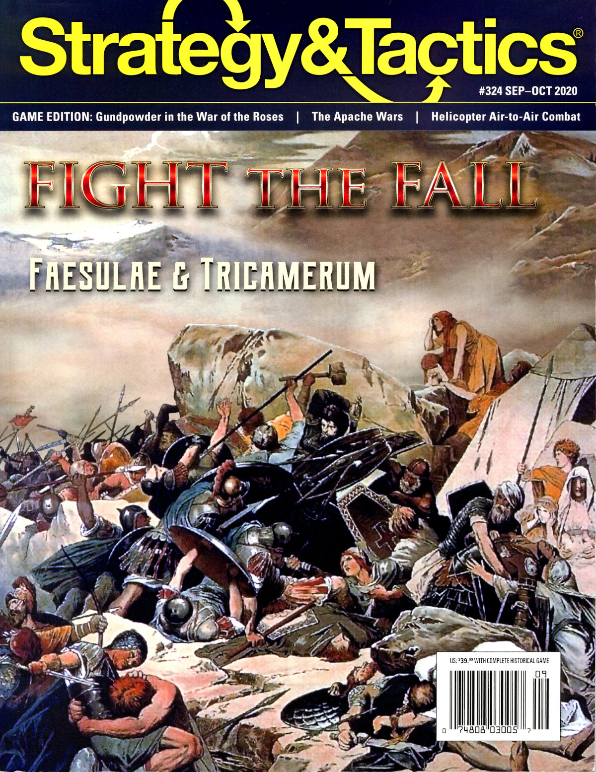 Strategy & Tactics - Game - 324 - Fight the Fall