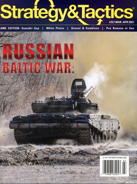 Strategy & Tactics - Game - 327 - Russian Baltic War