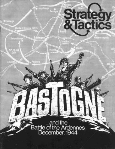 Strategy & Tactics - Game - 20 - Bastogne - Anzio Beachhead