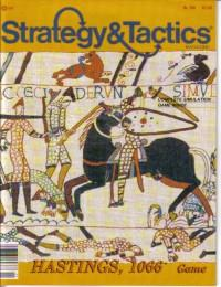 Strategy & Tactics - 110 - Hastings, 1066 - Year of Decision