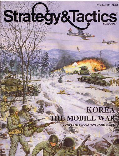 Strategy & Tactics - 111 - Korea: The Mobile War - The Forgotten War