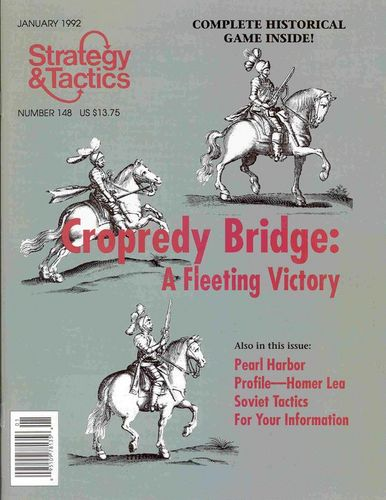 Strategy & Tactics - Game - 148 - Cropredy Bridge - A Fleeting Victory