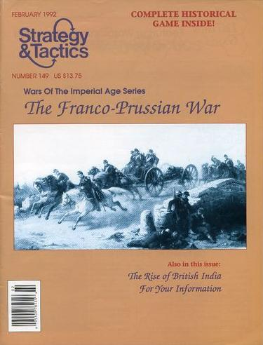 Strategy & Tactics - Game - 149 - The Franco-Prussian War - Wars of the Imperial Age