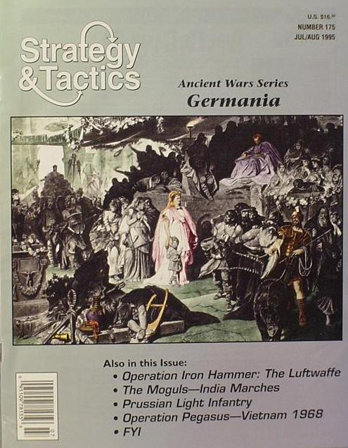 Strategy & Tactics - 175 - Germania - Ancient Wars Series
