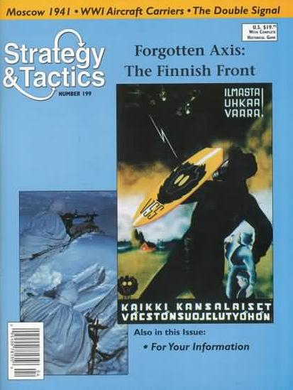 Strategy & Tactics - Game - 199 - The Forgotten Axis - The Finnish Front
