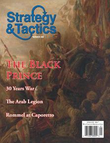 Strategy & Tactics - Game - 260 - The Black Prince - Battles of Crecy & Navarette