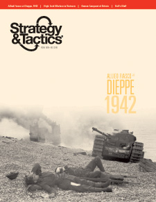 Strategy & Tactics - Game - 265 - Dieppe - Allied Fiasco, 1942