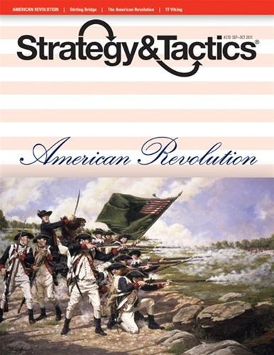Strategy & Tactics - Game - 270 - American Revolution - Decision in North America