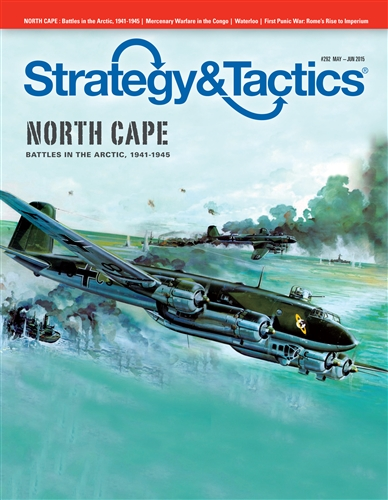 Strategy & Tactics - Game - 292 - North Cape - Battles in the Arctic, 1941-1945