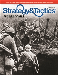 Strategy & Tactics - Game - 294 - World War I - The War to End All Wars